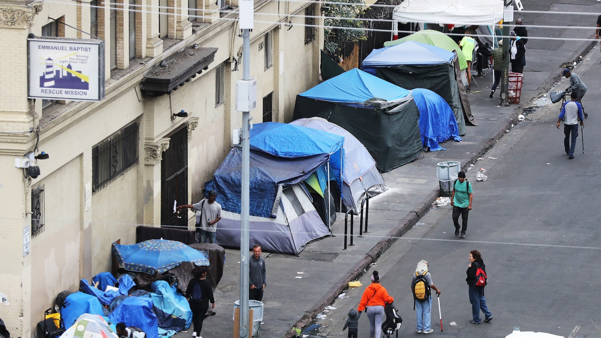 , California Should Have a Significant Homeless Vote. Here's Why That Might Not Happen., Saubio Making Wealth