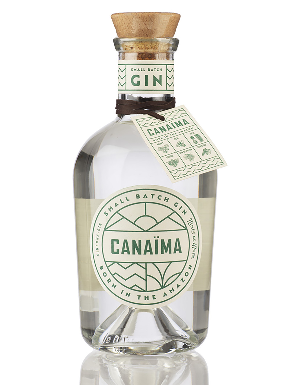 , Canaima, the Amazonian Gin, Saubio Making Wealth