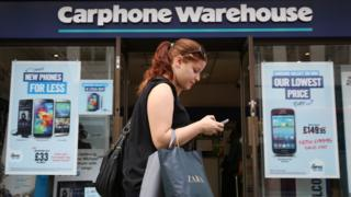 , Carphone Warehouse to close all standalone stores at cost of 2,900 jobs, Saubio Making Wealth