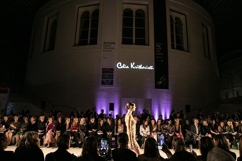 , Celia Kritharioti's Spring/Summer '20 fashion Collection, Saubio Making Wealth