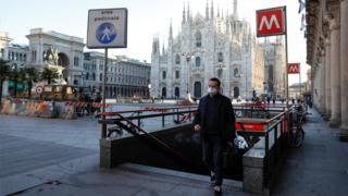 , Coronavirus: Italian economy takes a body blow, Saubio Making Wealth