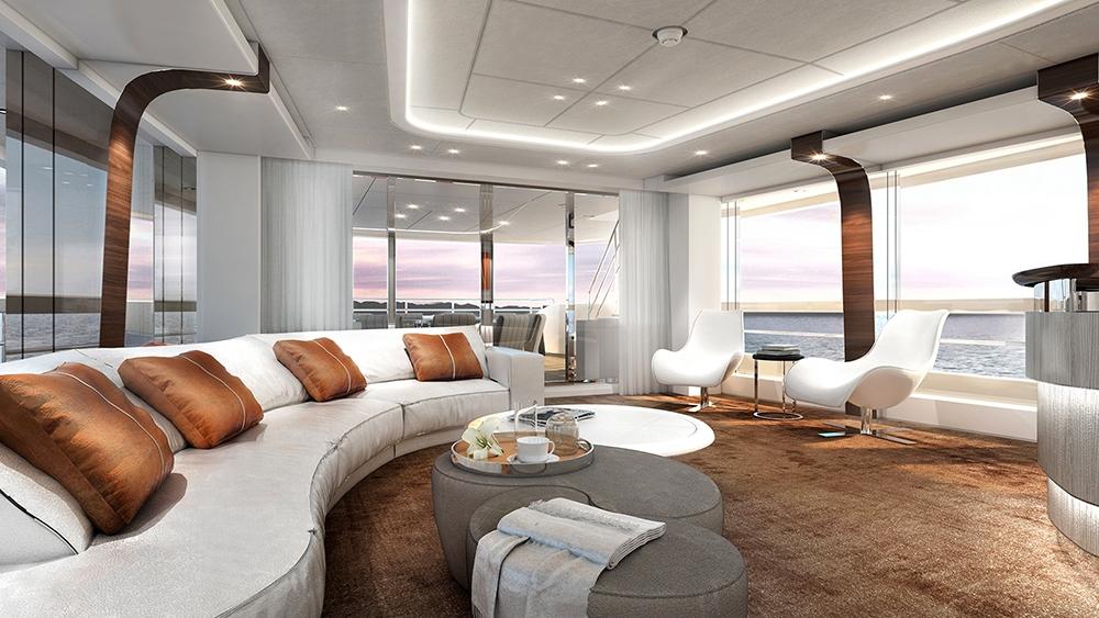 , Heesen Eco-Friendly Hybrid Superyacht Electra, Saubio Making Wealth