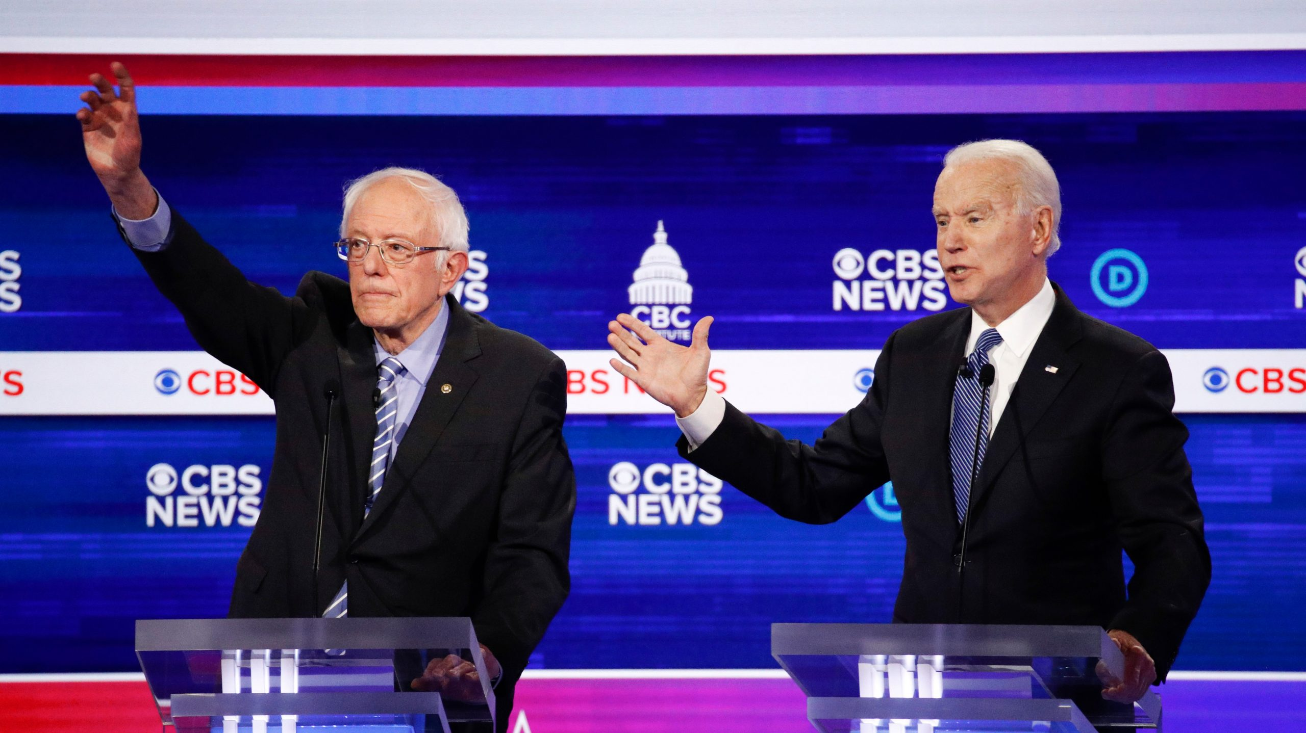 , Here Are the 5 Biggest Policy Differences Between Bernie Sanders and Joe Biden, Saubio Making Wealth