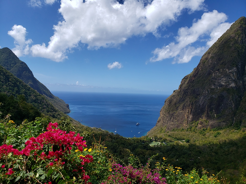 , Ladera Resort in St. Lucia – Seeing is Believing, Saubio Making Wealth