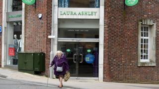 , Laura Ashley to shut half its shops as seeks buyer, Saubio Making Wealth