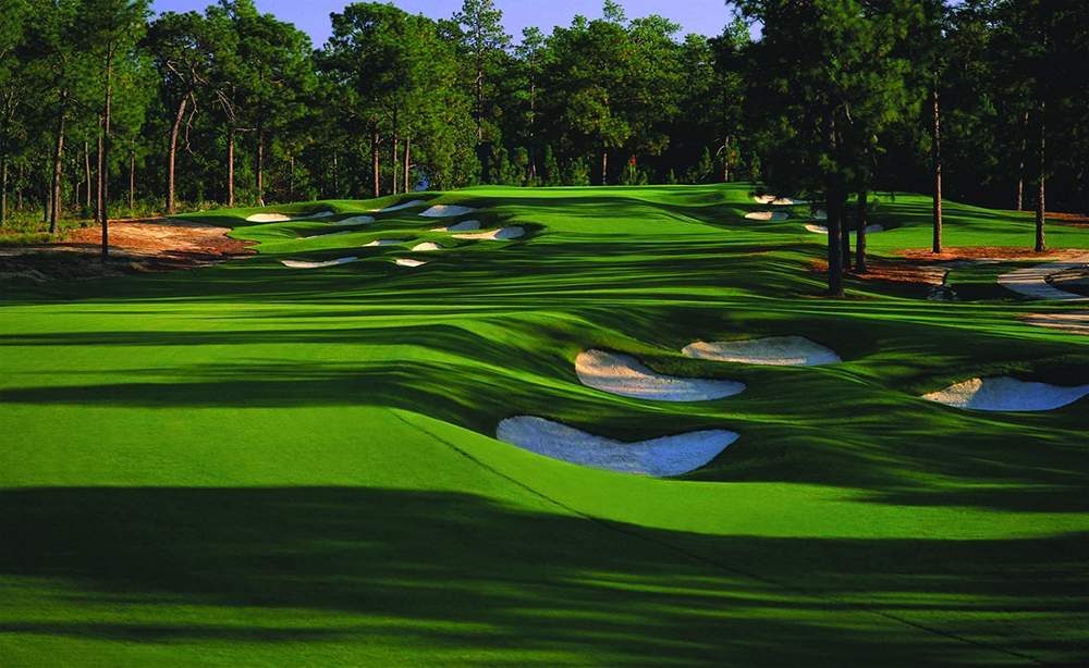 , Pinehurst Golf Nirvana, Spectacular Golf Course in North Carolina, Saubio Making Wealth