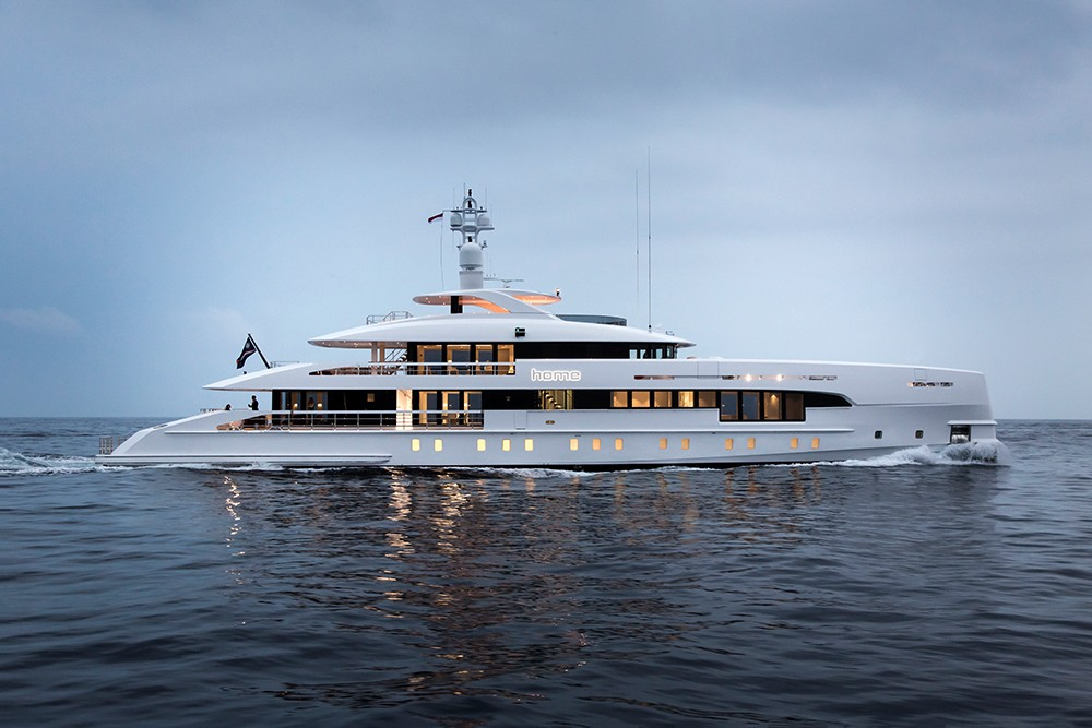 , The Most Extraordinary Superyachts, Saubio Making Wealth