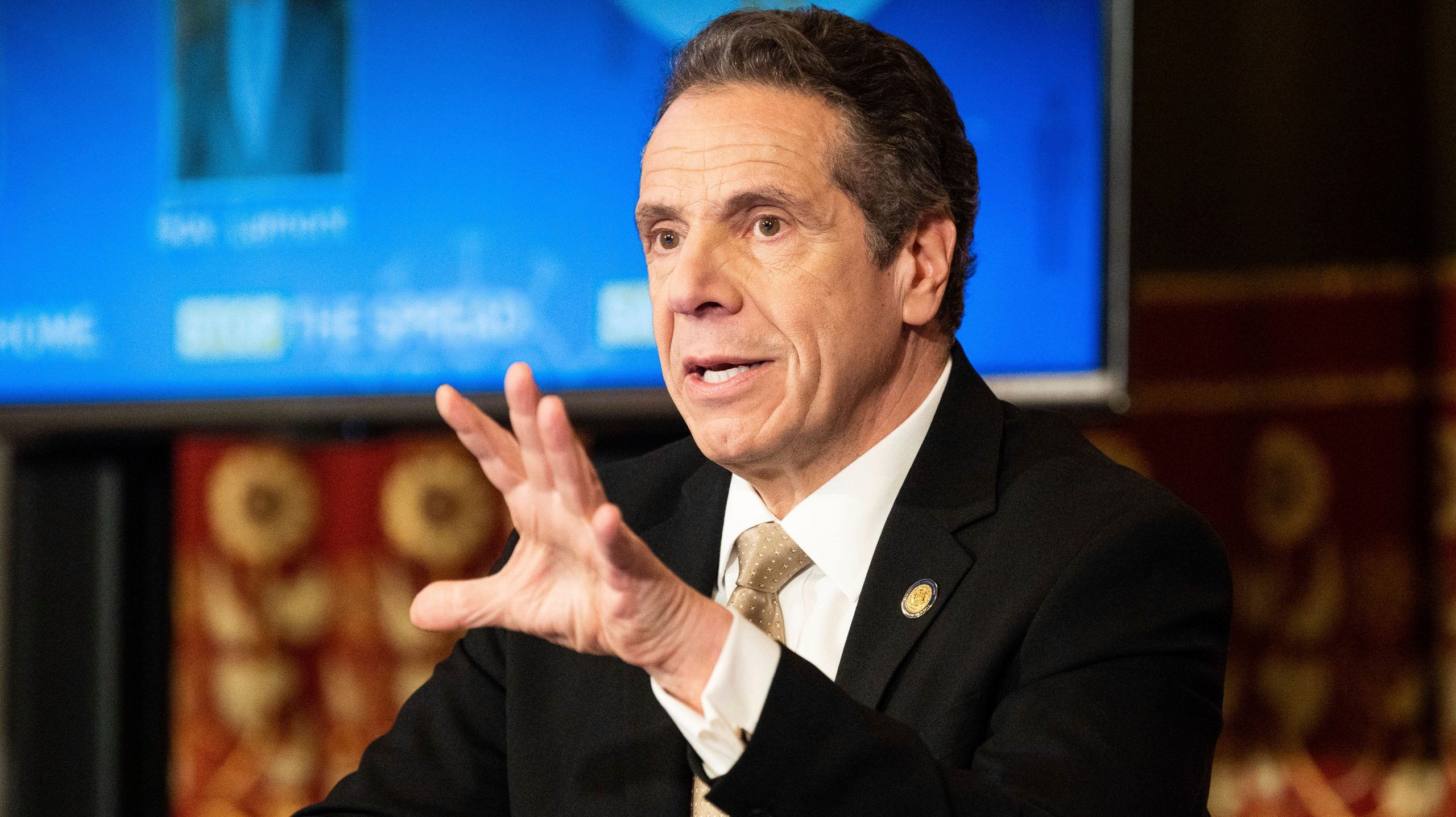 , Andrew Cuomo Has Some Important Receipts to Show Trump and Mitch McConnell, Saubio Making Wealth