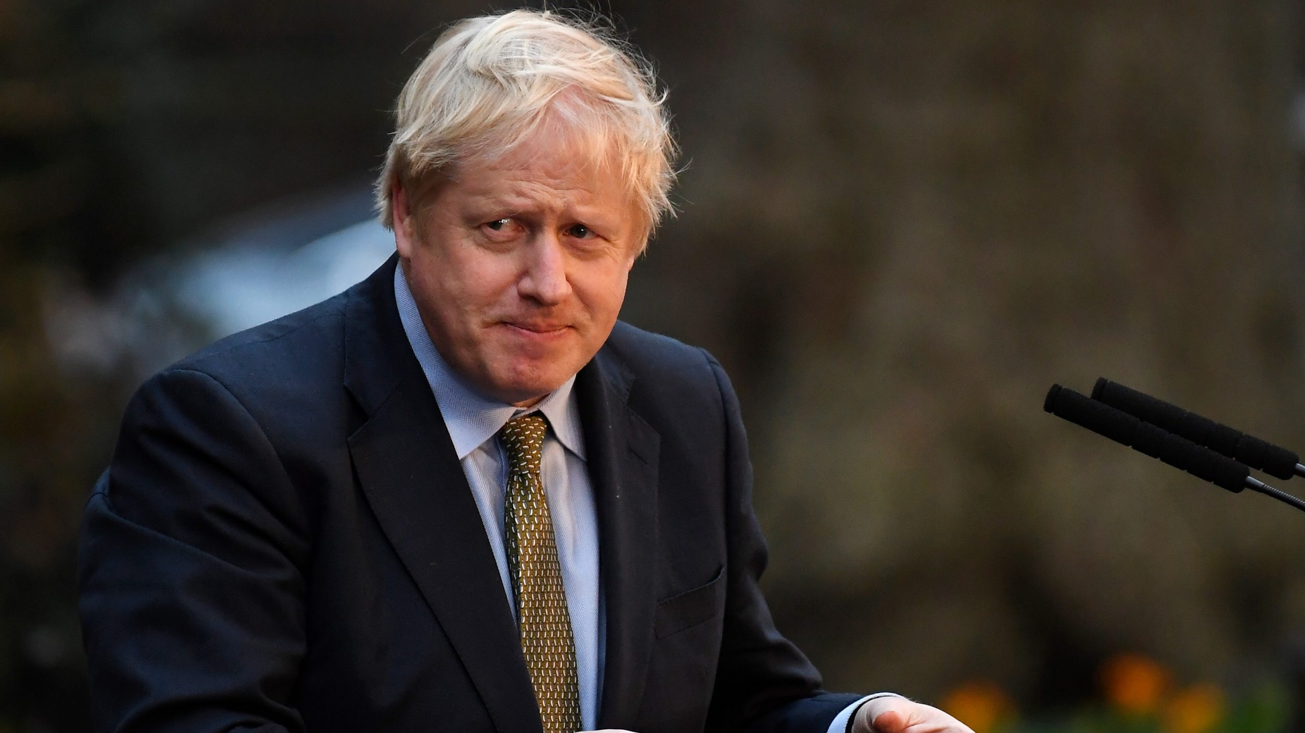 , Boris Johnson Is Out of the Hospital After Battling Coronavirus, Saubio Making Wealth