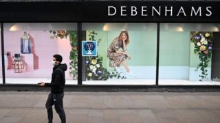 , Coronavirus: Debenhams to file for administration, Saubio Making Wealth