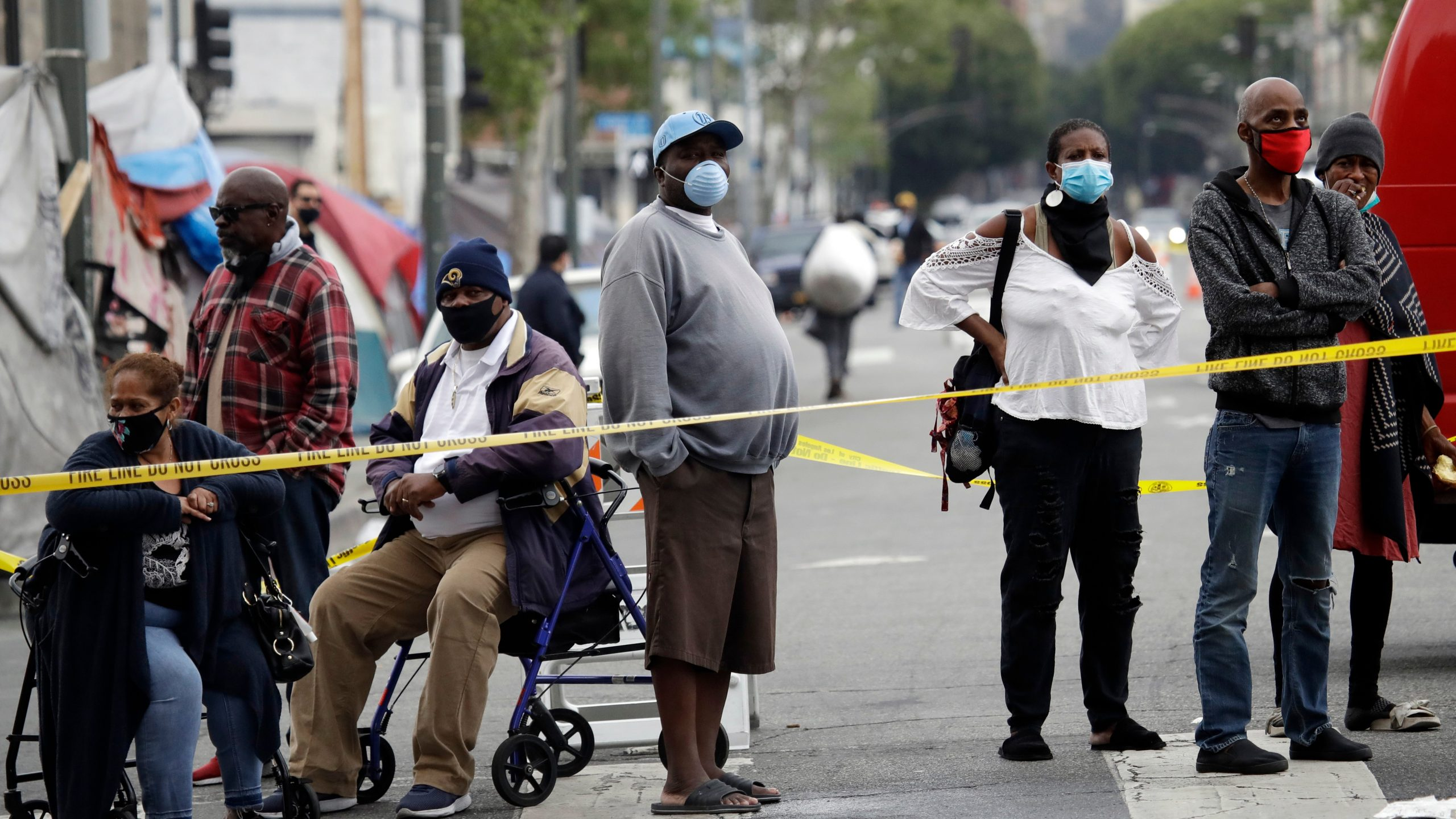 , Coronavirus Is Devastating Homeless Shelters Across the Country, Saubio Making Wealth