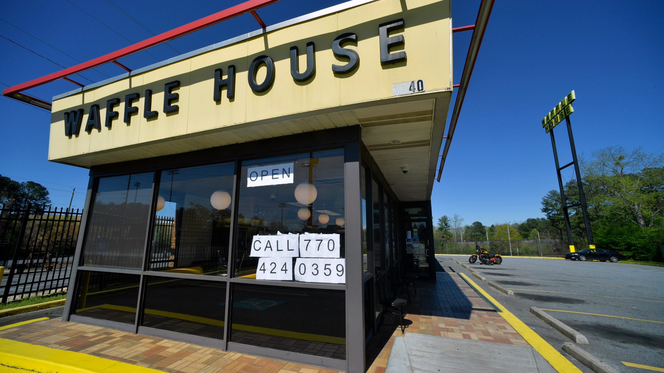 , How Bad Do Georgians Want Their Waffle House Fix? We're About to Find Out., Saubio Making Wealth