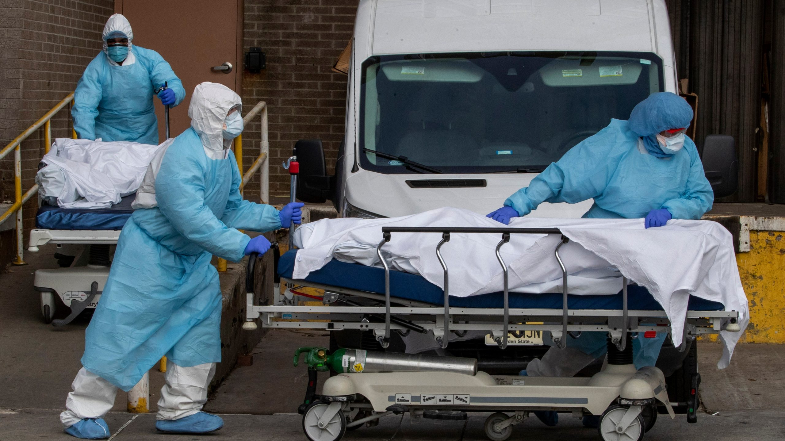 , The Pentagon Is Trying to Buy 50,000 Body Bags for People Expected to Die of Coronavirus​, Saubio Making Wealth