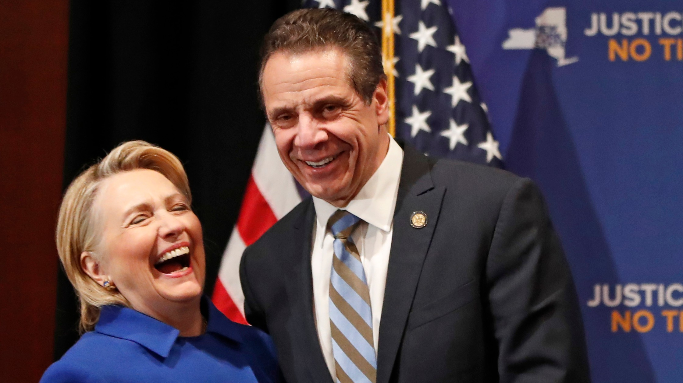 , Turns Out That Viral 'NY Tough' Video Shared By Cuomo and Hillary Clinton Was Ripped Off From Indie Filmmakers, Saubio Making Wealth