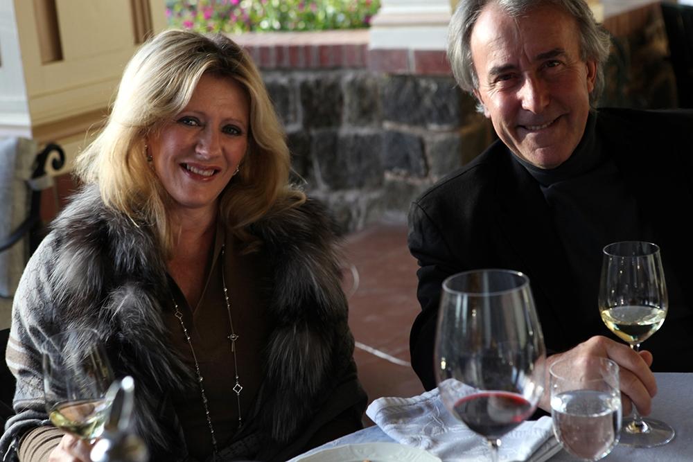 , Why Palmaz Vineyards in Napa's Most Distinctive Luxury Wine Estate, Saubio Making Wealth
