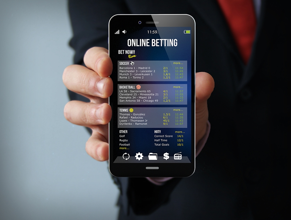 , Are Betting Apps Making Gambling a Convenient Luxury?, Saubio Making Wealth