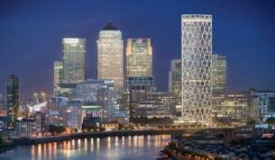, Canary Wharf financial centre prepares for new way of working, Saubio Making Wealth