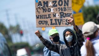, Coronavirus: Amazon vice-president quits over virus firings, Saubio Making Wealth