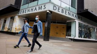 , Coronavirus: Debenhams to close five stores after lockdown ends, Saubio Making Wealth