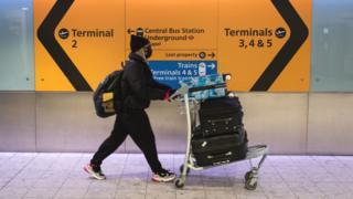, Coronavirus: Heathrow trialling passenger temperature checks, Saubio Making Wealth