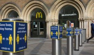 , Coronavirus: McDonald's expands restaurant sites to be reopened, Saubio Making Wealth