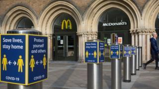 , Coronavirus: McDonald's expands restaurant sites to be reopened, Saubio Making Wealth
