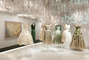 """, Dior's """"Designer of Dreams"""" exhibition Virtual Tour for the global audience, Saubio Making Wealth"""