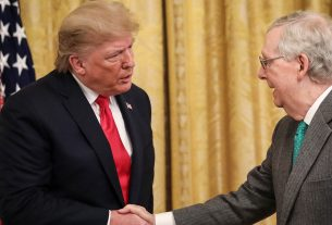 , How Trump and Mitch McConnell Have Taken Over the U.S. Court System, Saubio Making Wealth