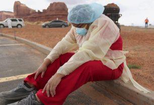 , Inside Navajo Nation's Battle Against Coronavirus, Saubio Making Wealth