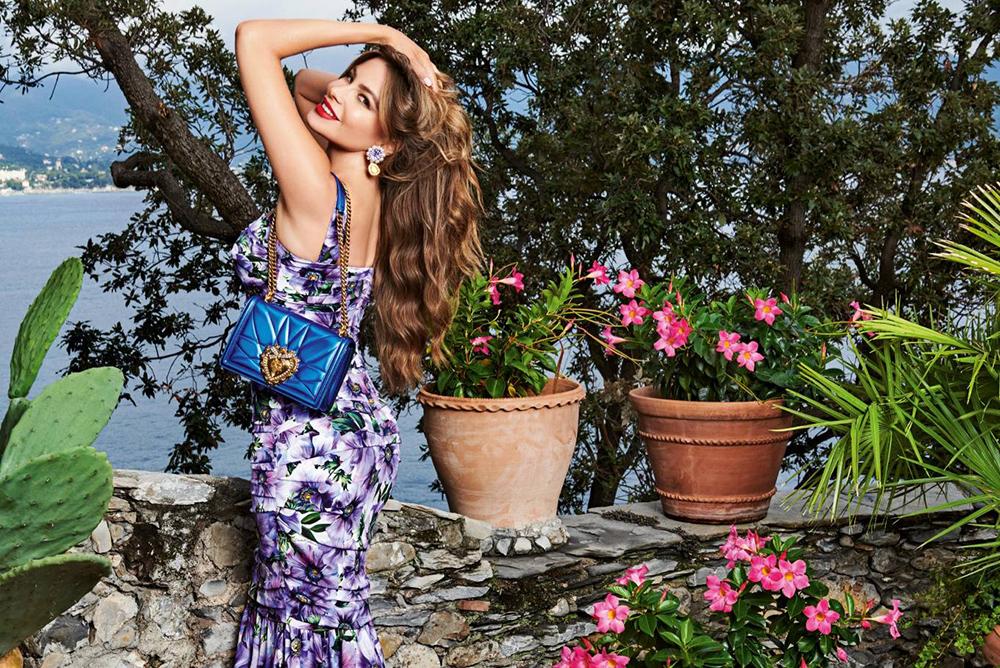 , Sofia Vergara is the new face of Dolce & Gabbana, Saubio Making Wealth