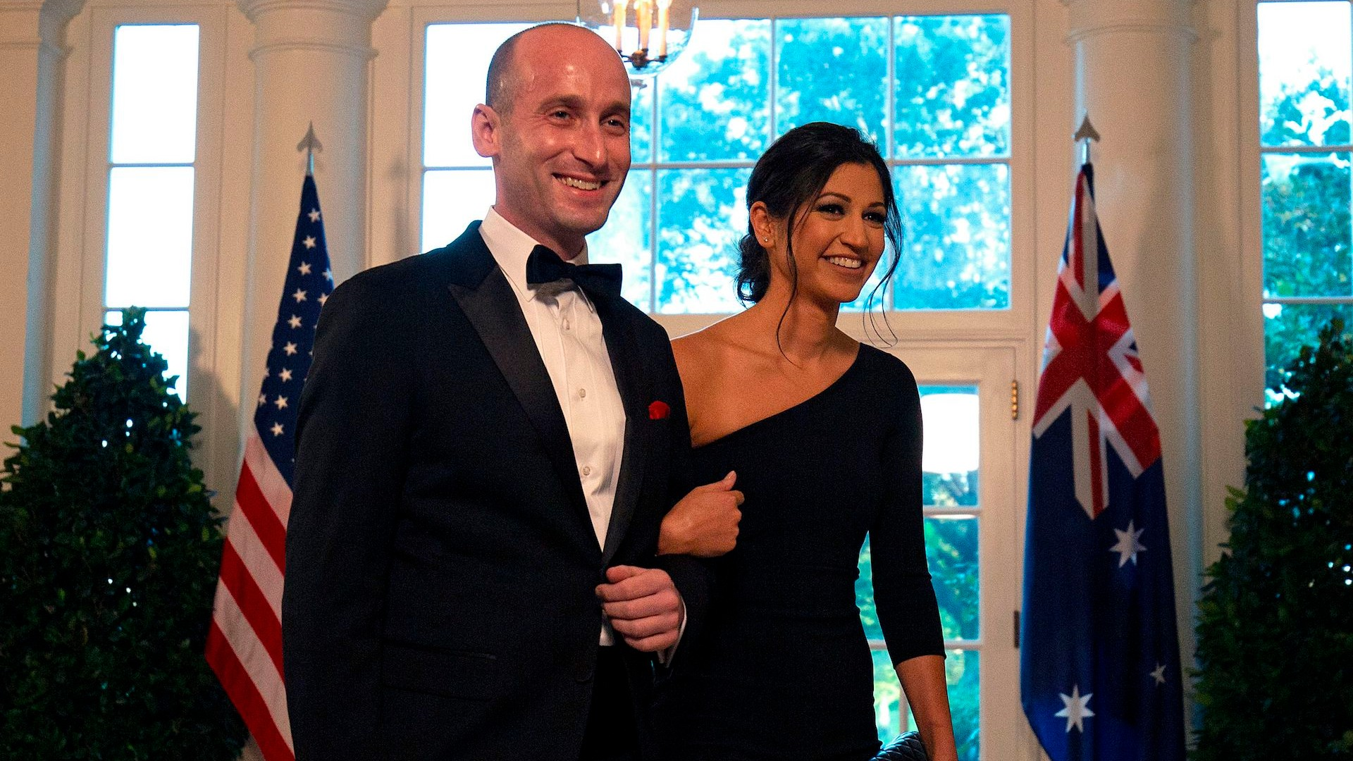 , Stephen Miller's Wife, Who Is Mike Pence's Press Secretary, Tested Positive for Coronavirus, Saubio Making Wealth