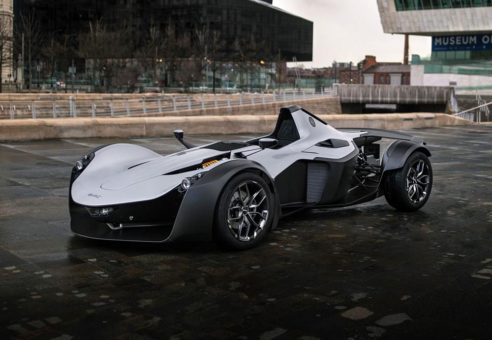 , The 2020 BAC Mono Sports Car, a stunning street-legal track car, Saubio Making Wealth