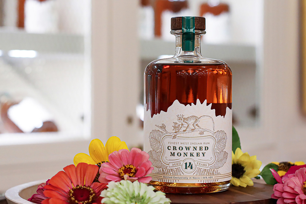 , The Crowned Monkey Rum priced at $29,000 per bottle, Saubio Making Wealth
