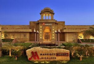 , The Enchanting Jaisalmer Marriott Resort & Spa in India, Saubio Making Wealth