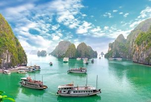 , The Top Most Luxurirous Cruises in The Halong Bay, Saubio Making Wealth