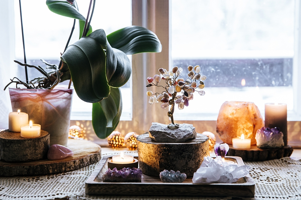 , Ways You Can Incorporate Crystals In Your Home's Design, Saubio Making Wealth