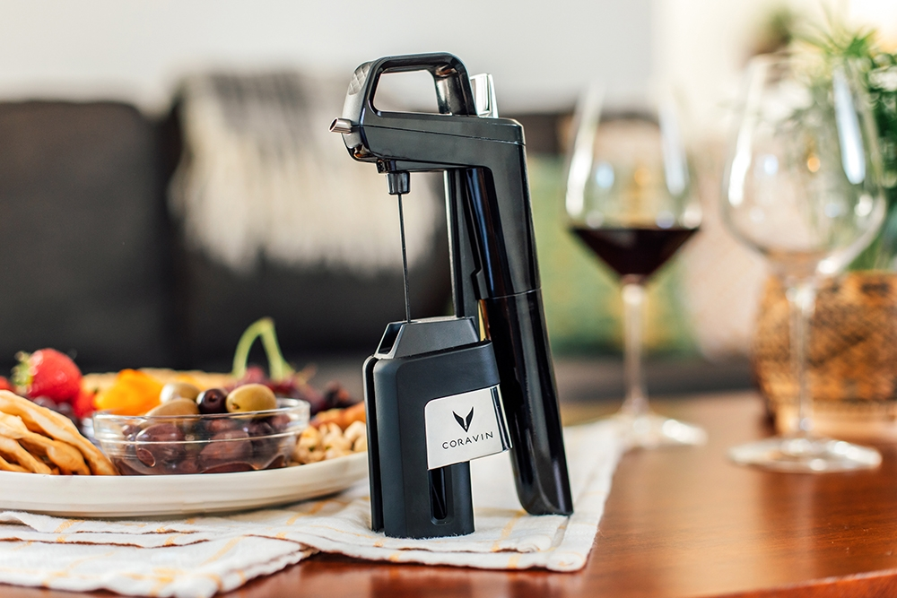 , A Wine Writer's Ode to Coravin, Saubio Making Wealth