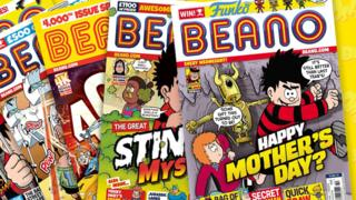 , Bank of England joins Dennis the Menace for kids project, Saubio Making Wealth
