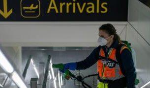 , Coronavirus: Airport tests may provide 'early travel quarantine release', Saubio Making Wealth
