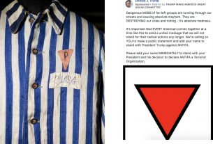 , Facebook Just Banned a Trump Campaign Ad for Using a Nazi Symbol, Saubio Making Wealth