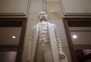 , Here Are the Racist, White Supremacist Confederate Statues Still Standing In Congress, Saubio Making Wealth