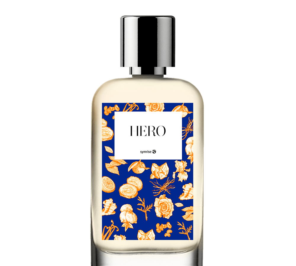 , Hero, A new perfume launched in gratitude for those on the frontline, Saubio Making Wealth