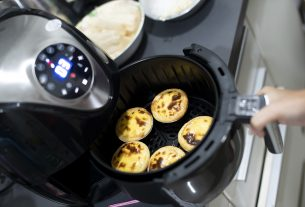 , How to Improve Your Diet With an Air Fryer, Saubio Making Wealth