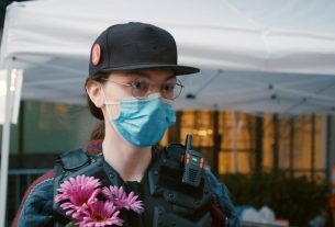 , Meet the Activists Inside Seattle's Police-Free Zone, Saubio Making Wealth