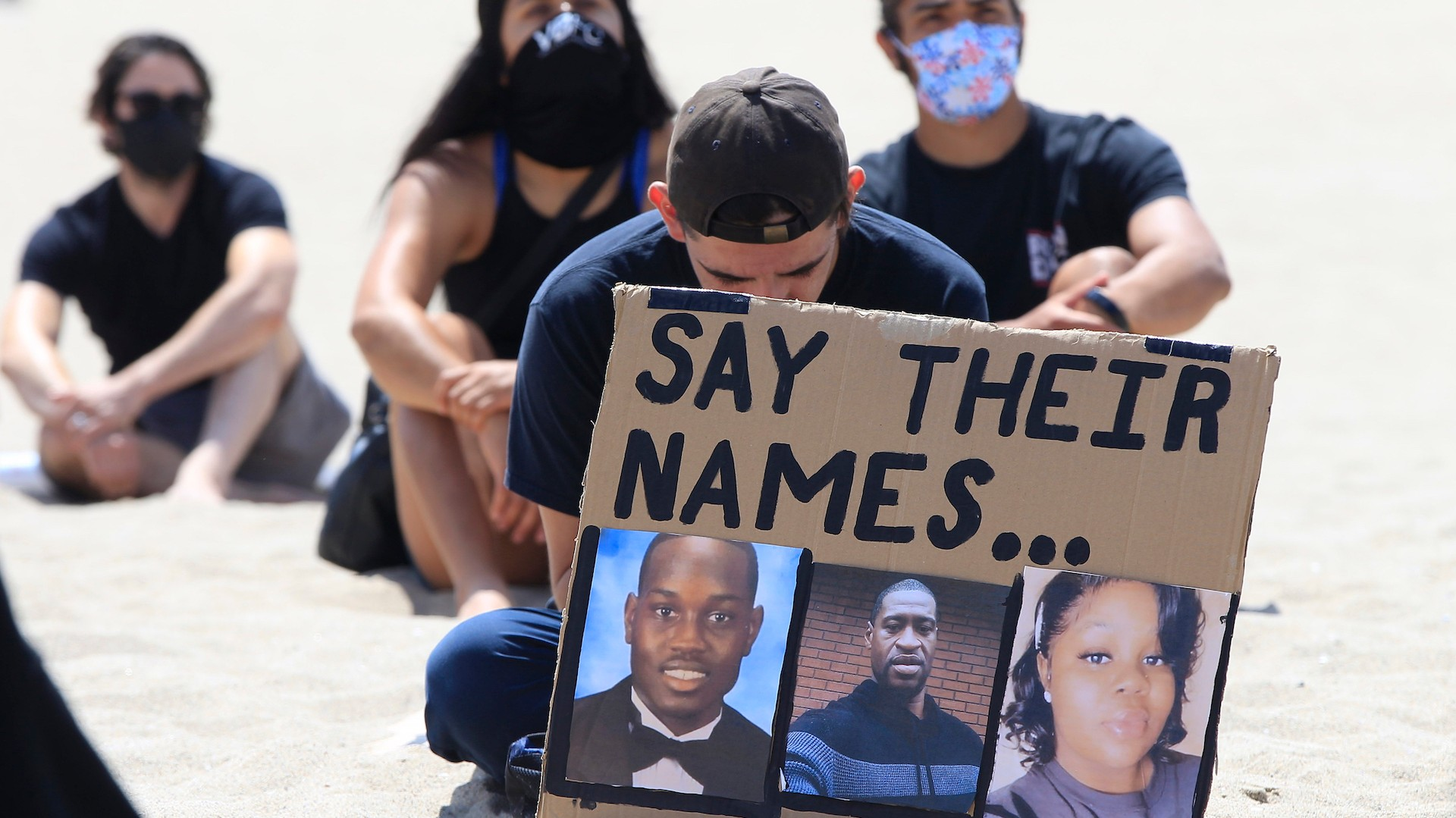 , One Cop Involved In the Shooting of Breonna Taylor Was Just Fired, Saubio Making Wealth
