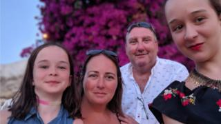 , Summer holidays: 'We're not really going anywhere', Saubio Making Wealth