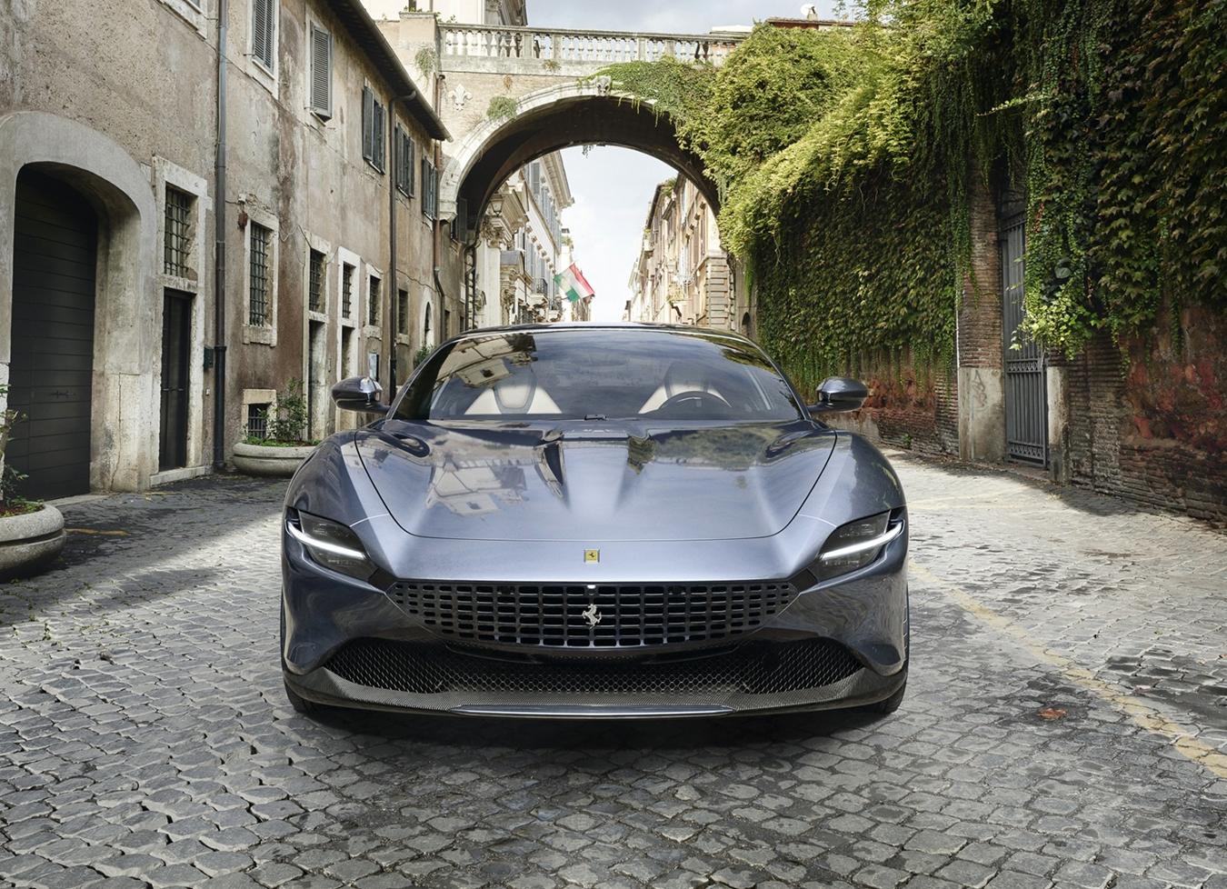 , The 2020 Ferrari Roma: Why we need beautiful cars, Saubio Making Wealth