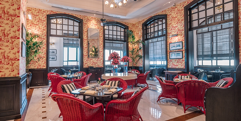 , The Strand Hotel, Saubio Making Wealth