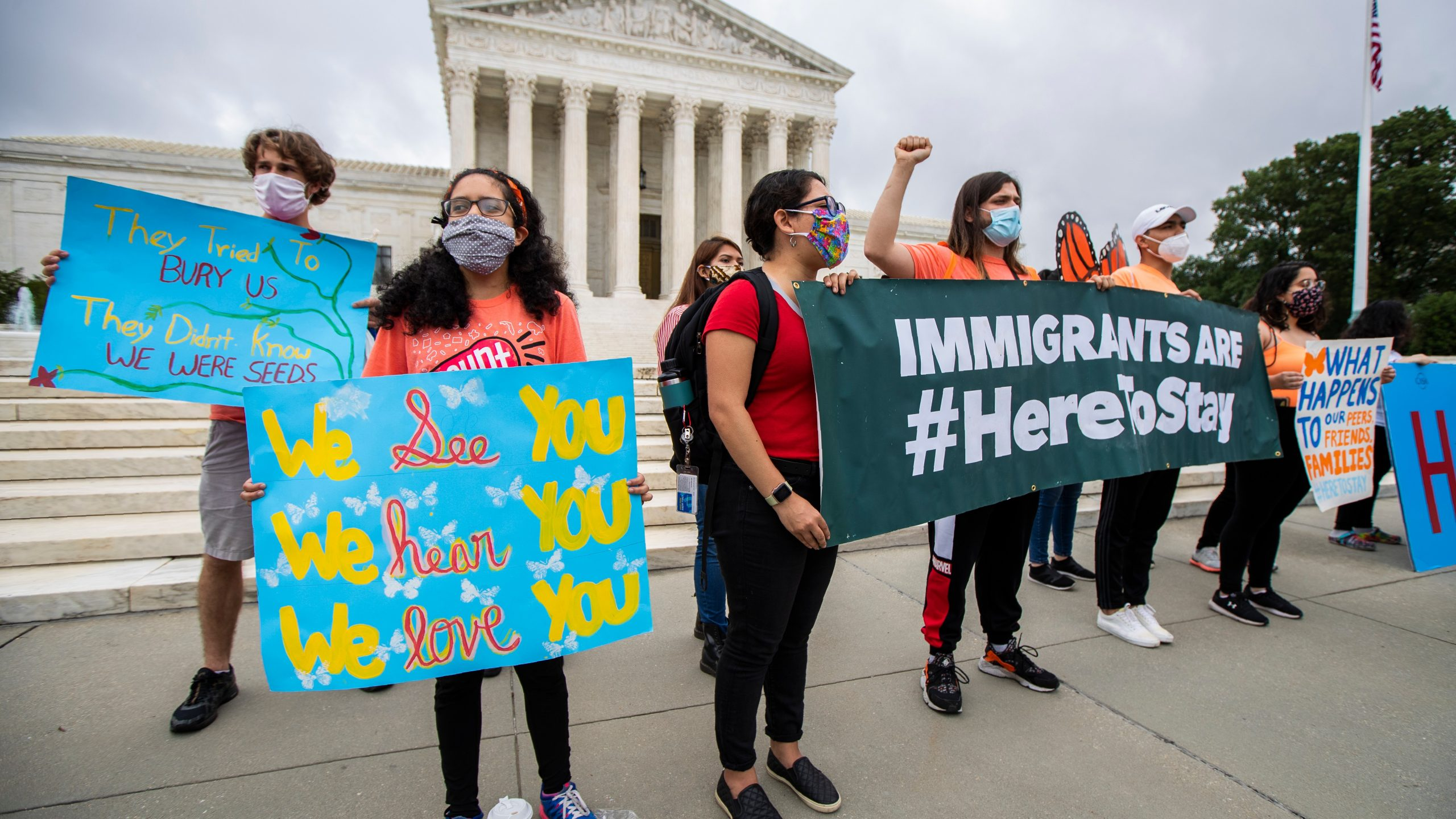 , Trump Isn't Giving Up on Ending DACA Even Though the Supreme Court Just Shot Him Down, Saubio Making Wealth