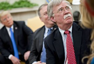 , Trump Really Is Terrified of John Bolton's Book, Saubio Making Wealth